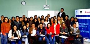 """Magistrados culminan Diplomatura Internacional en """"Capacidad Jurídica yDiscapacidad"""""""