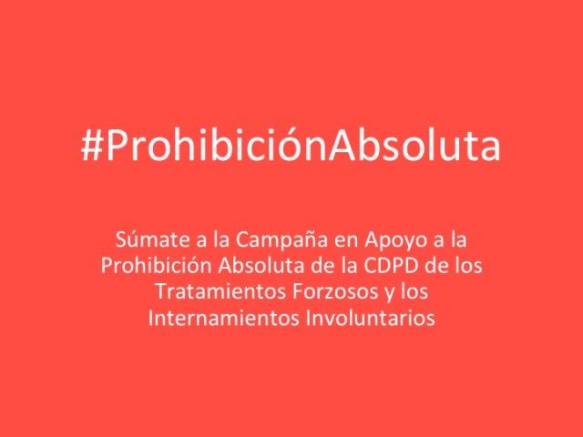#ProhibiciónAbsoluta